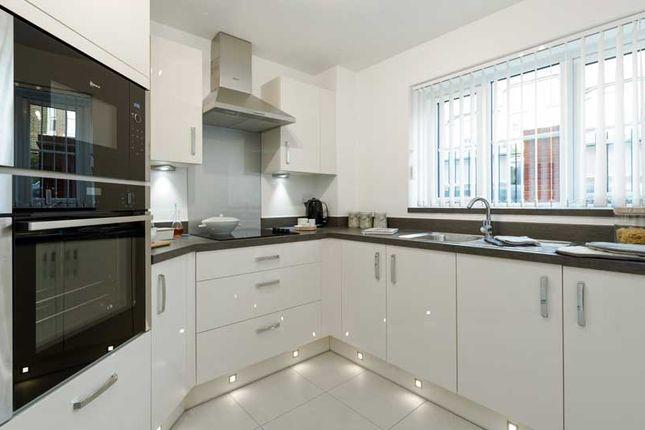 Thumbnail Flat for sale in Churchfield Road, Walton-On-Thames