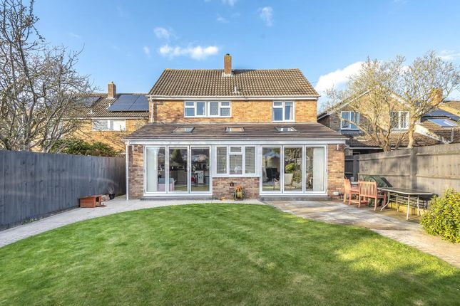 Thumbnail Detached house to rent in The Moors, Kidlington