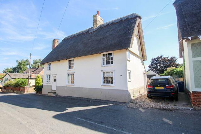 Thumbnail Cottage for sale in High Street, Hinxton, Saffron Walden