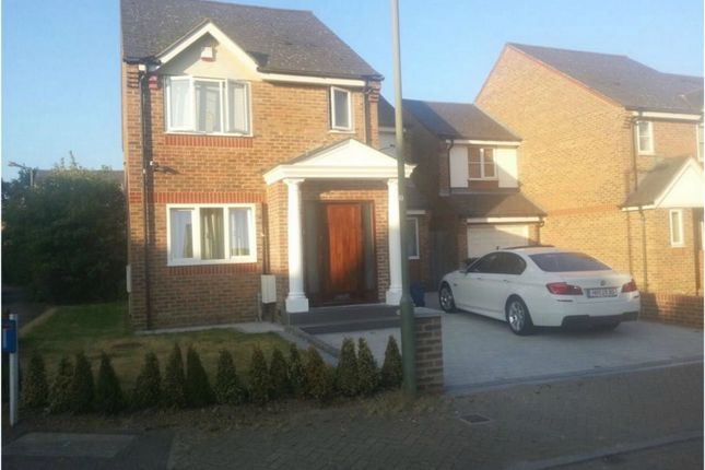 Thumbnail Detached house for sale in Earl Close, London