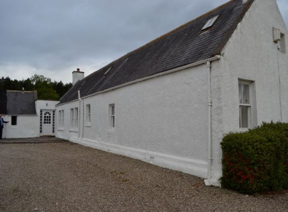 Thumbnail Detached bungalow to rent in Bruntlands Farmhouse, Orton, Fochabers