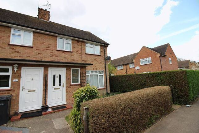 Thumbnail Terraced house for sale in The Oxleys, Old Harlow