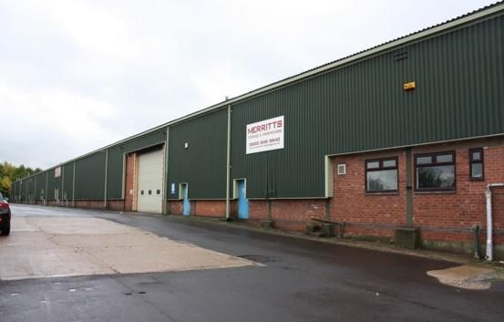 Light industrial to let in Unit 8, Hamilton Road, Sutton In Ashfield, Nottinghamshire