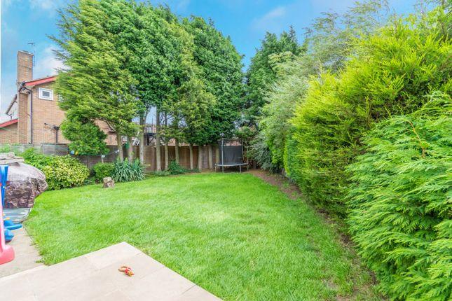 Rear Garden of Howden Road, Leicester LE2
