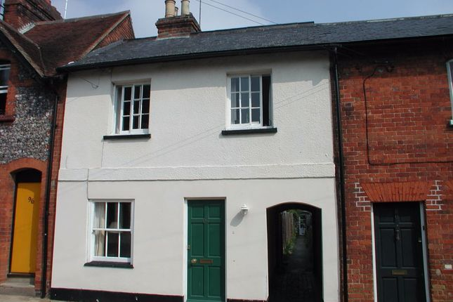 End terrace house to rent in West Street, Henley-On-Thames, Oxfordshire