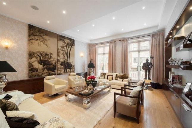 Thumbnail End terrace house for sale in Queensberry Place, London