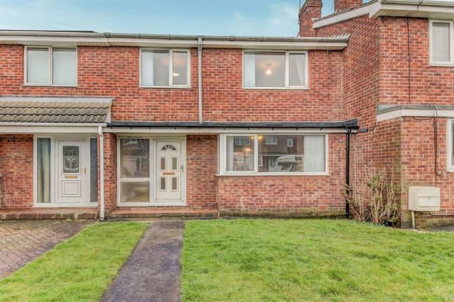 Thumbnail Terraced house to rent in Ingram Drive, Blyth