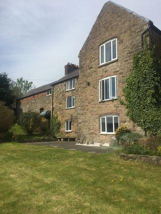 Thumbnail Farmhouse to rent in Rose Lane, Llong