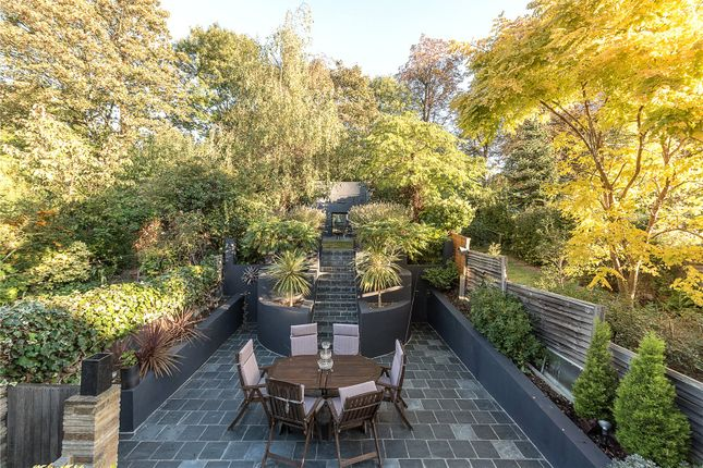 Thumbnail Maisonette for sale in Springfield Avenue, Muswell Hill, London