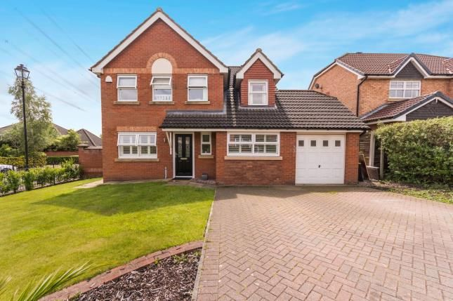 Thumbnail Detached house for sale in Lady Richeld Close, Runcorn, Cheshire