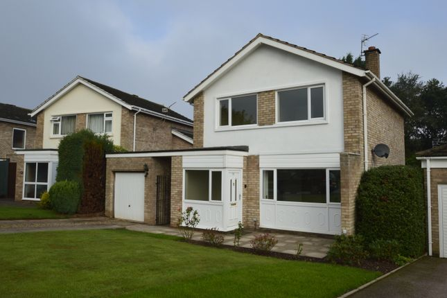 3 bed detached house to rent in Portland Crescent, Shrewsbury SY2
