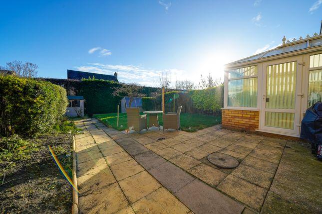 Back Garden of Bramley Avenue, Needingworth, St. Ives, Huntingdon PE27