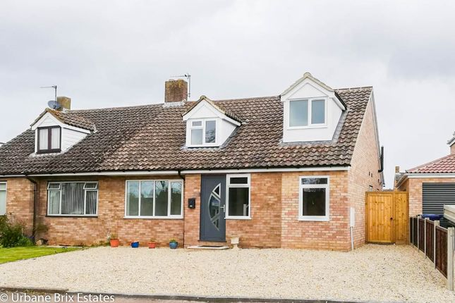 Thumbnail Semi-detached bungalow for sale in Pecked Lane, Bishops Cleeve