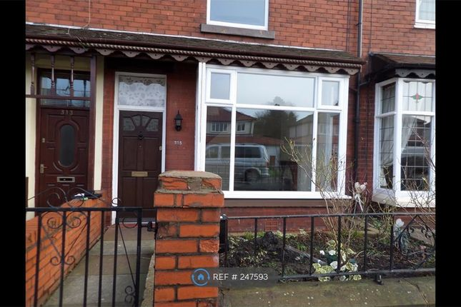 Thumbnail Terraced house to rent in St Helens Road, Leigh