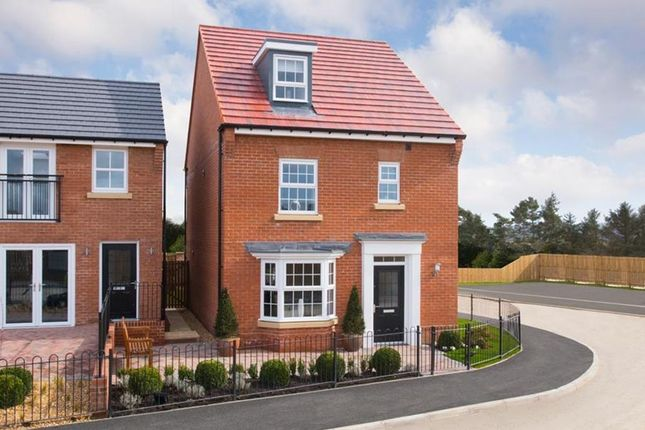 "4 bedroom detached house for sale in ""Bayswater"" at St. Benedicts Way, Ryhope, Sunderland"