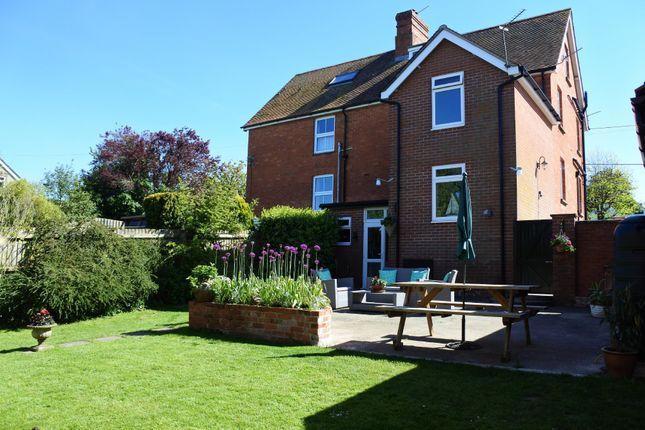 Semi-detached house for sale in Wyke Road, Gillingham