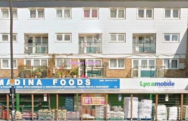 3 bed maisonette for sale in Hasler Court, Carlyle Road, Manor Park E12