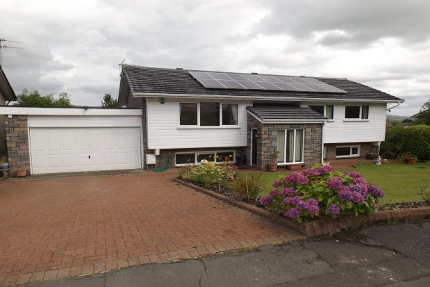 Thumbnail Property to rent in Montrose Drive, Bearsden, Glasgow