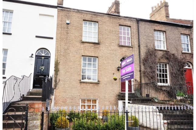 Thumbnail Terraced house for sale in South Street, Taunton
