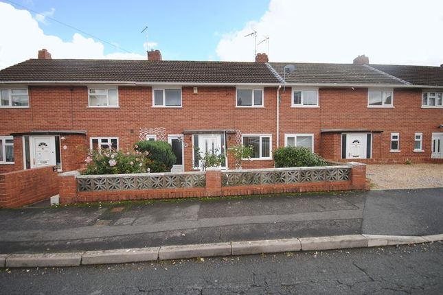 Terraced house for sale in Brookway, Exeter