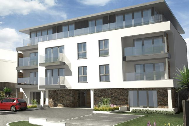 Thumbnail Flat for sale in Fistral House, Esplanade Road, Newquay
