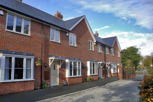 Thumbnail Terraced house to rent in Brockenhurst, Hamsphire