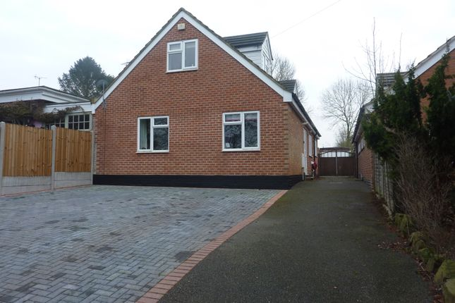 Thumbnail Detached house for sale in Brook House Mews, High Street, Repton, Derby