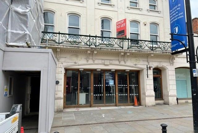 Thumbnail Retail premises to let in 4 High Street, High Wycombe, Buckinghamshire
