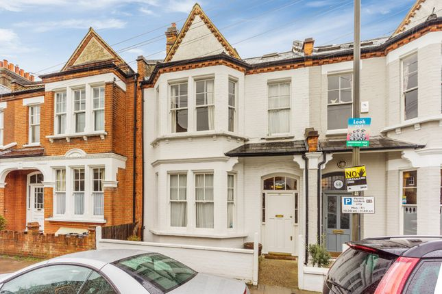 Terraced house for sale in Mayford Road, London