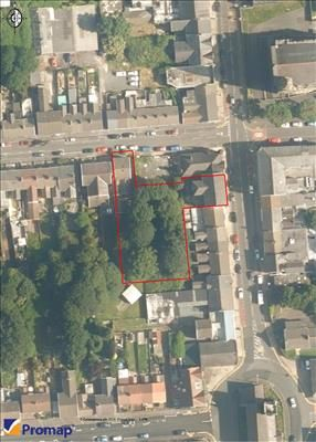 Thumbnail Land for sale in 77 & 78, Woodfield Street, Morriston