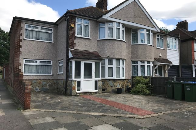 Thumbnail Semi-detached house to rent in Broadwalk, Blackheath London