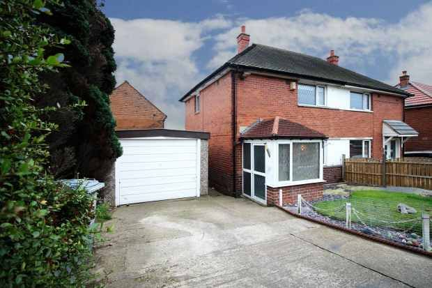 2 bed semi-detached house for sale in Smithy Lane, Wakefield, West Yorkshire