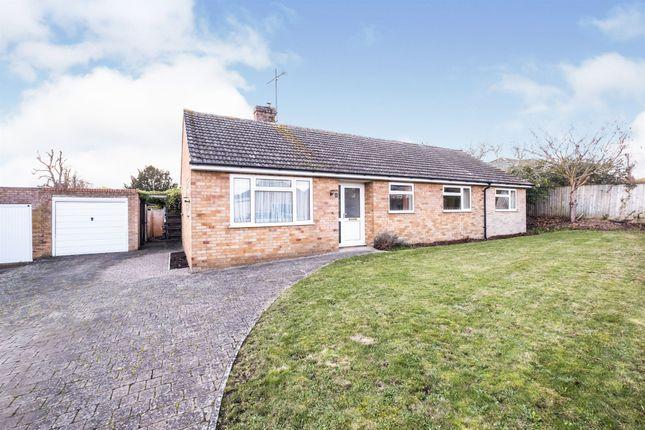 Thumbnail Detached bungalow for sale in Granta Vale, Linton, Cambridge