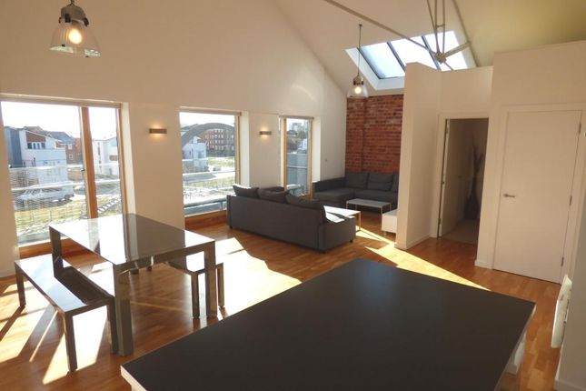 Thumbnail Duplex to rent in The Depot, Coventry