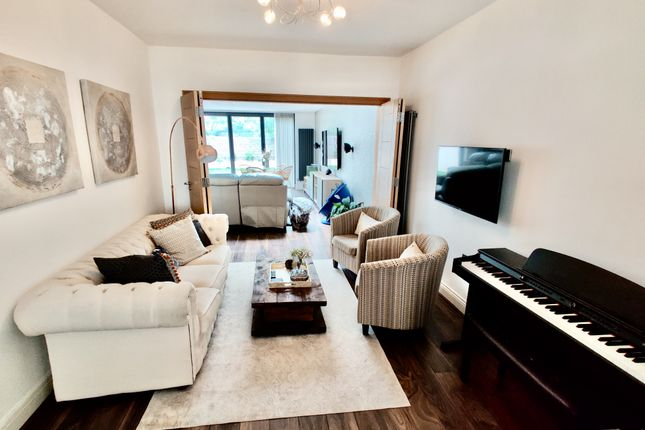 Thumbnail Semi-detached house to rent in Lytton Close, Northolt, Greater London