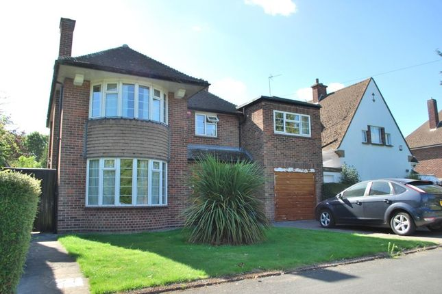 Thumbnail Detached house to rent in Fendon Road, Cambridge
