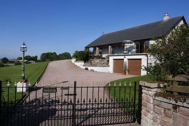 Thumbnail Detached bungalow for sale in Easter Kinkell, Conon Bridge, Ross-Shire