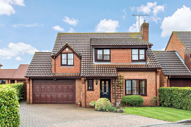 Thumbnail Detached house for sale in Beech Close, Pulloxhill