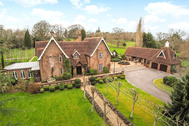 Thumbnail Detached house for sale in Boldre Lane, Boldre, Lymington, Hampshire