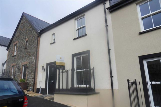 Thumbnail Terraced house to rent in Woodland View, Blaenavon, Torfaen
