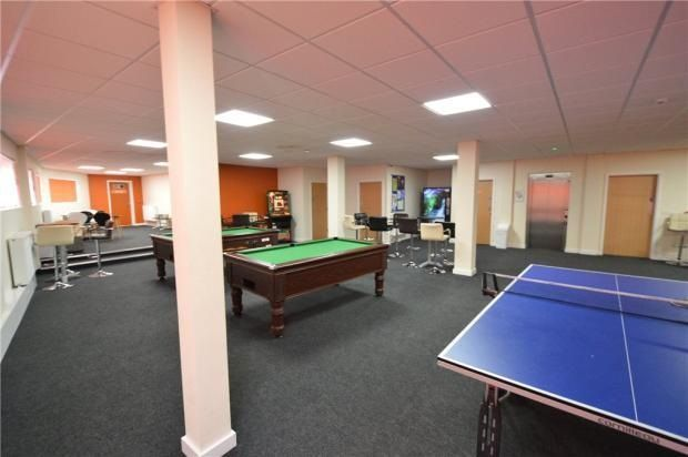 Games Room of Bradshawgate, Bolton BL1