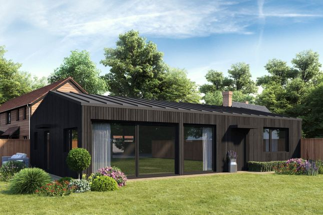 Thumbnail Detached house for sale in Meadow Bank, Hatfield, Leominster