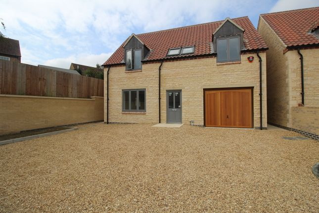 Thumbnail Detached house for sale in High Street, Castle Bytham, Grantham