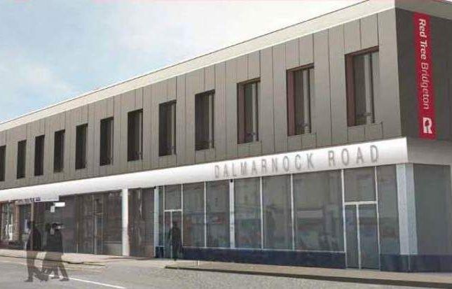 Thumbnail Retail premises to let in Dalmarnock Road, Glasgow