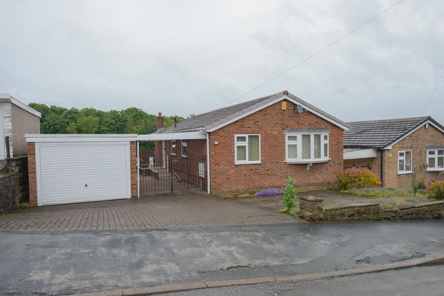 Front of Peterdale Road, Brimington, Chesterfield S43