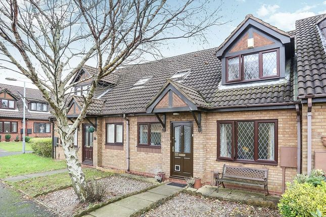 Thumbnail Terraced house for sale in Ambleside Close, Bradley, Bilston