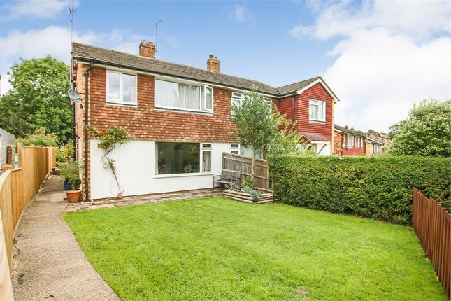 Thumbnail Semi-detached house for sale in Woods Hill Lane, Ashurst Wood, West Sussex