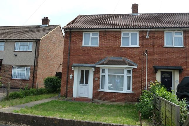 Thumbnail Terraced house to rent in Farm Avenue, Swanley