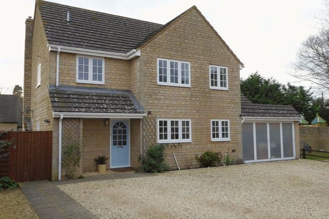 Thumbnail Detached house for sale in Park Close, Middleton Stoney, Bicester