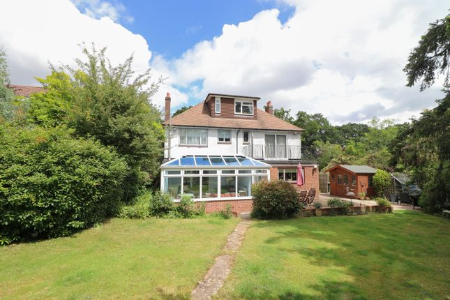Detached house for sale in Providence Hill, Bursledon, Southampton